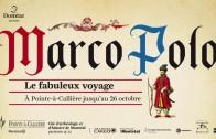 Musée Pointe-à-Callière / Expo Marco Polo