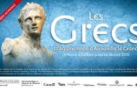 Pointe-à-Callière, Les Grecs