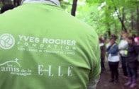 Yves Rocher Canada, Plantons pour la planète, Mont-Royal