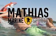 Mathias Marine Sport, Pub télé