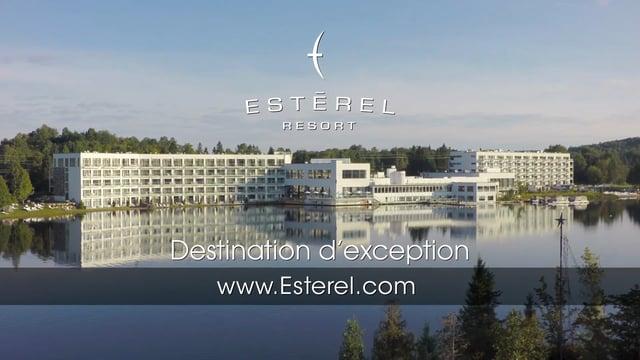 Estrérel Resort, Publicité télé, été 2017